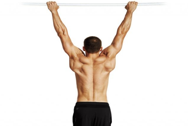 Weighted Pullup