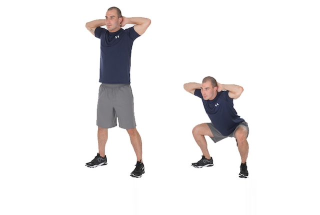 Body Weight Squat