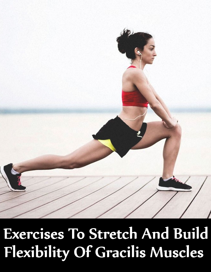 5 Exercises To Stretch And Build Flexibility Of Gracilis Muscles For Women