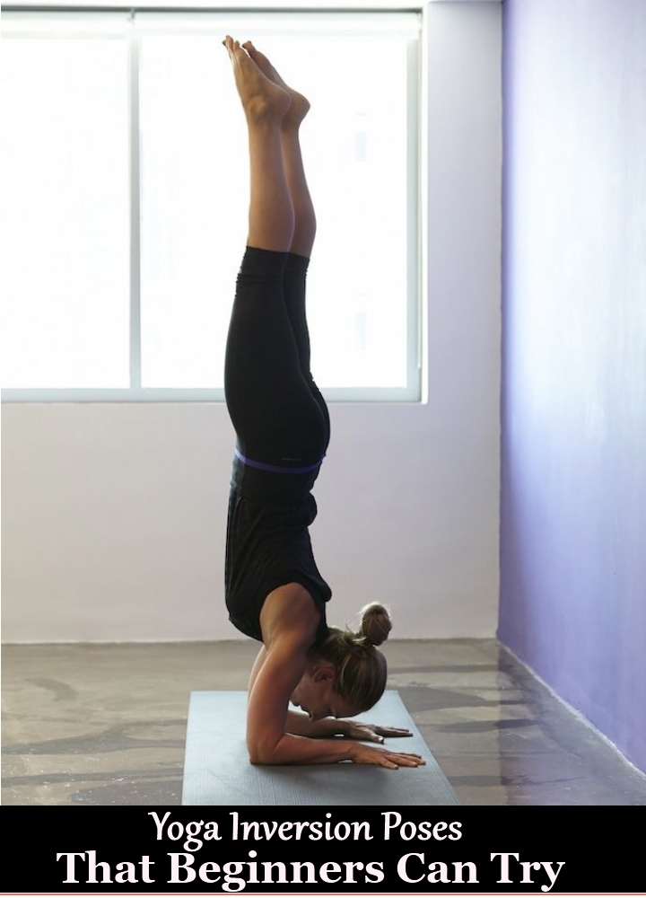 5 Yoga Inversion Poses That Beginners Can Try ...