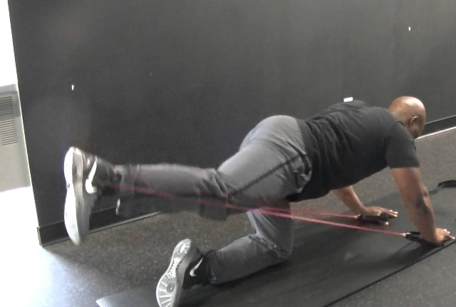 Glute Extension