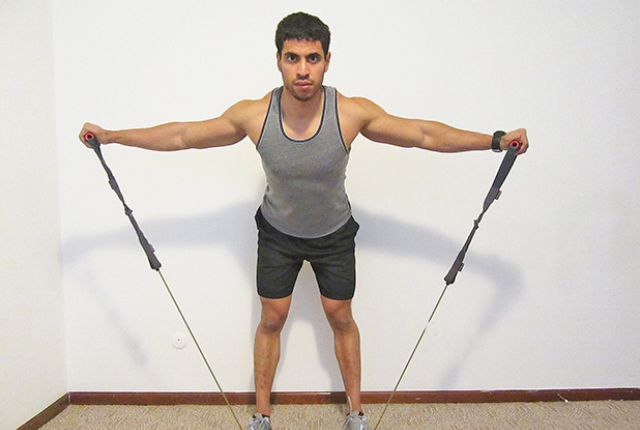 Side Lateral Exercise