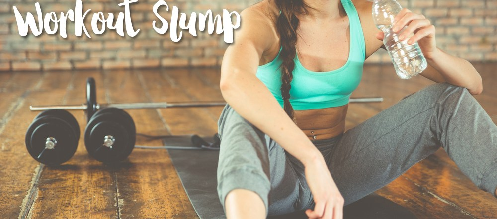 Keeping Motivated During A Workout Slump