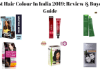 Best Hair Colour In India 2019: Review & Buyer's Guide