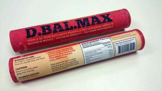 D-Bal Max vs D-Bal