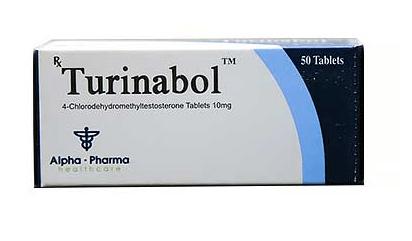 Turinabol Steroid