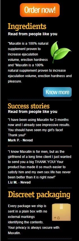 maxatin sperm enhancer