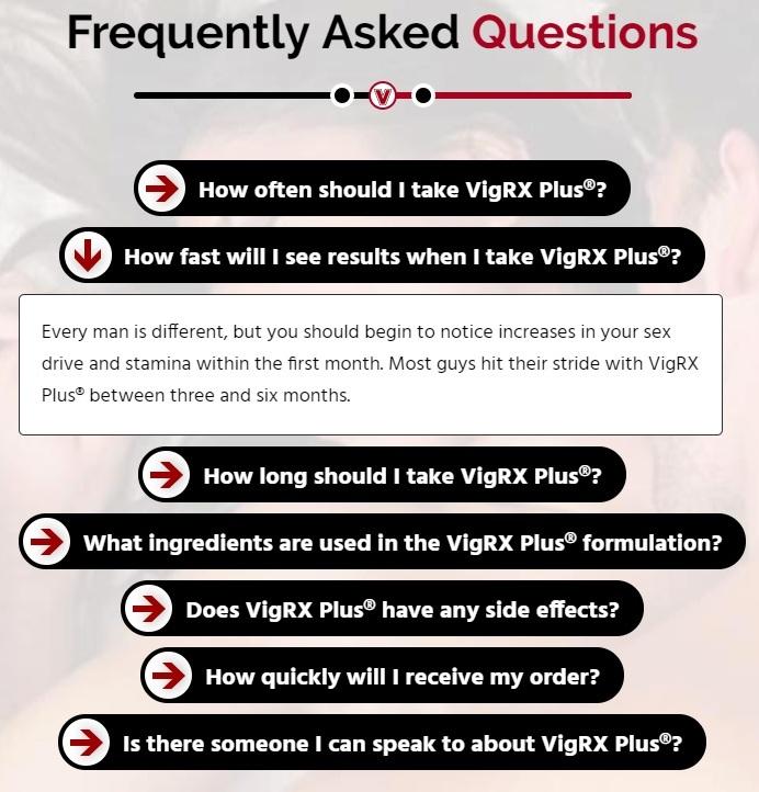 FAQ-VIGRX