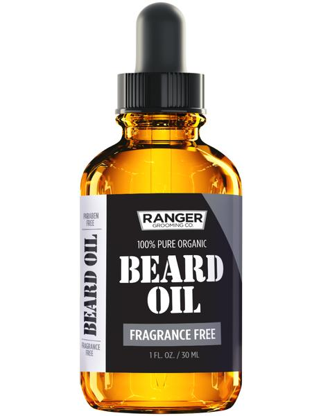 Beard Wash Shampoo by Ranger Grooming Co