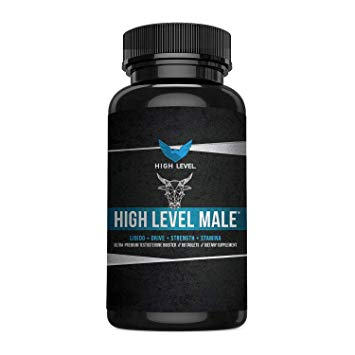 High Level Male Ultra Premium Testosterone Booster