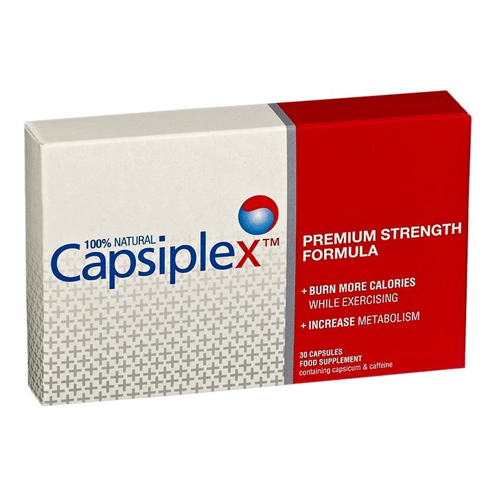 Capsiplex Calorie Burner - Increases Metabolic Rate