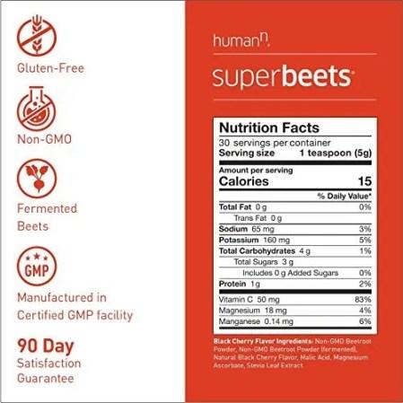 Benefits Of SuperBeets