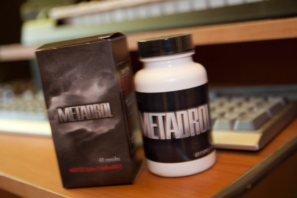 Metadrol - Fast Muscle Regeneration Supplement