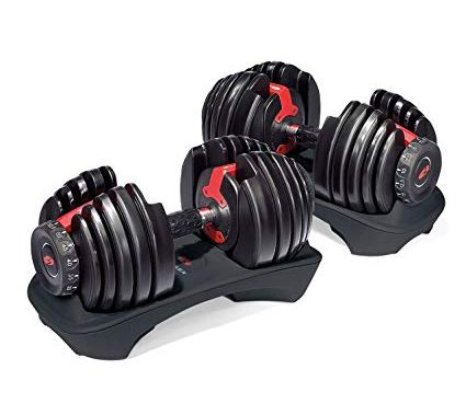 Adjustable Dumbbells – How Beneficial Are They To Fitness Enthusiasts?