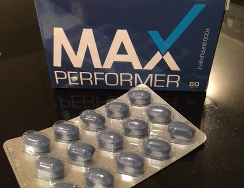 Max Performer – Pills For Keeping You Hard Longer