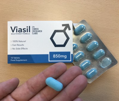 Viasil - 100% Natural Male Performance Enhancer