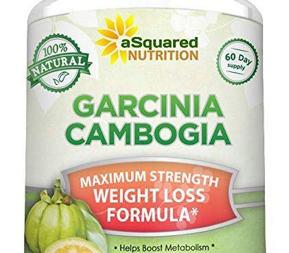 100 Percent Pure Garcinia-Cambogia