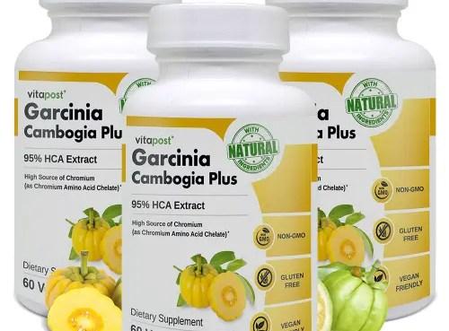 Garcinia Cambogia Plus Review