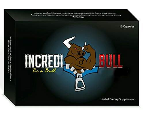 INCREDIBULL - Male Performance Amplifier