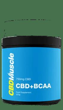 Full Strength 4% CBD+BCCA Formula