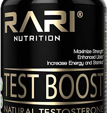 RARI Nutrition – Testosterone Booster: Is It Worth Your Money?