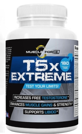 T5X Extreme Testosterone Booster