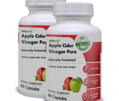 Vitapost Apple Cider Vinegar Pure
