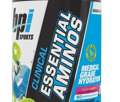 Essential Amino Acids (EAAs) Supplements