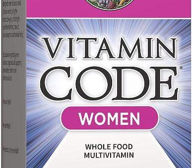 Top 3 Multivitamins for Women – Health Benefits