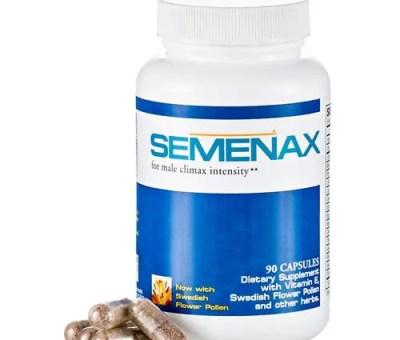 Semenax - Increase Semen Volume