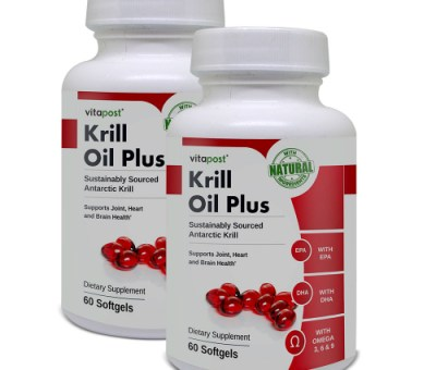 Best Krill Oil Supplement Review – Benefits, Side Effects