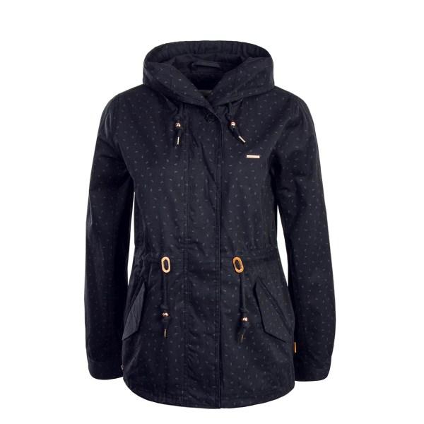 Mazine Wmn Jkt Wakefield Vintage Navyarr Sommer Jacken & Ntel Bekleidung Frauen