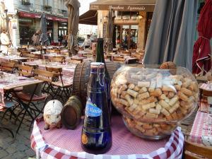 Bouchon Lyonnais restaurant in Lyon
