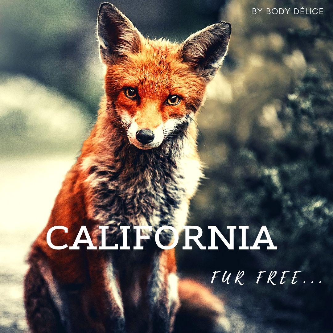 California State Fur Ban