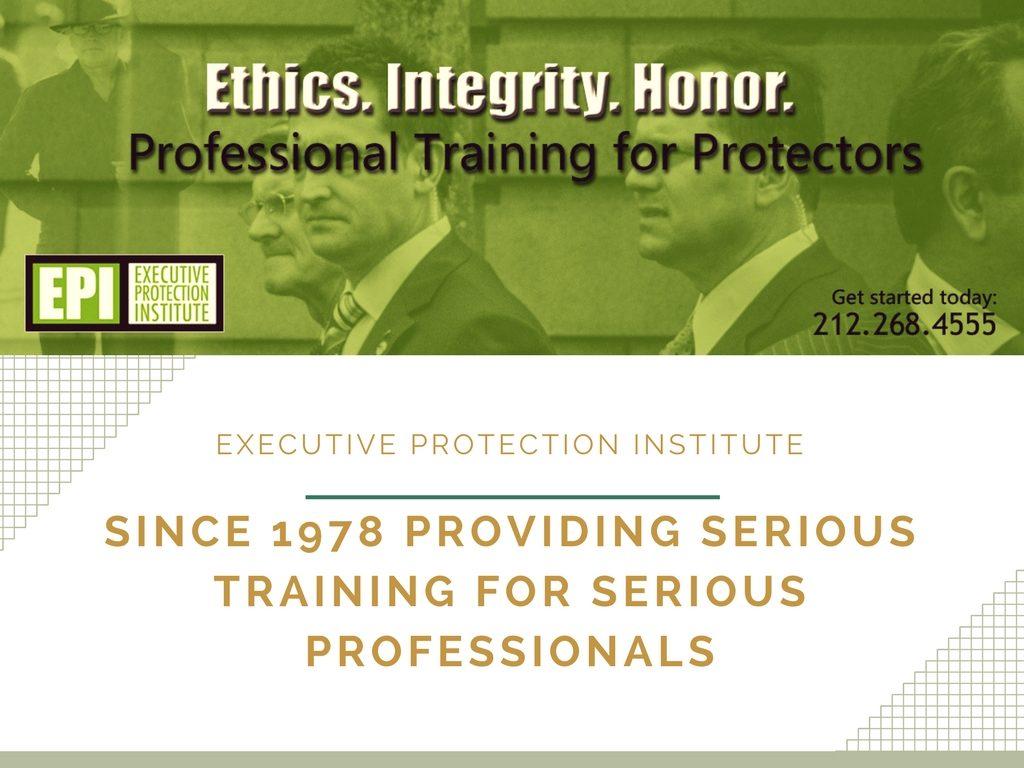 Executive Protection Articles