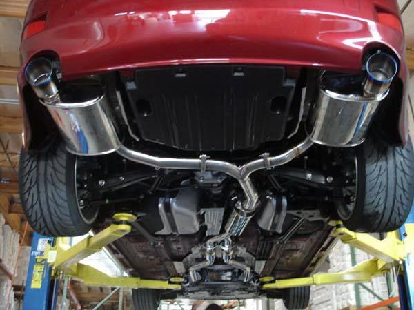2007 lexus is250 exhaust system