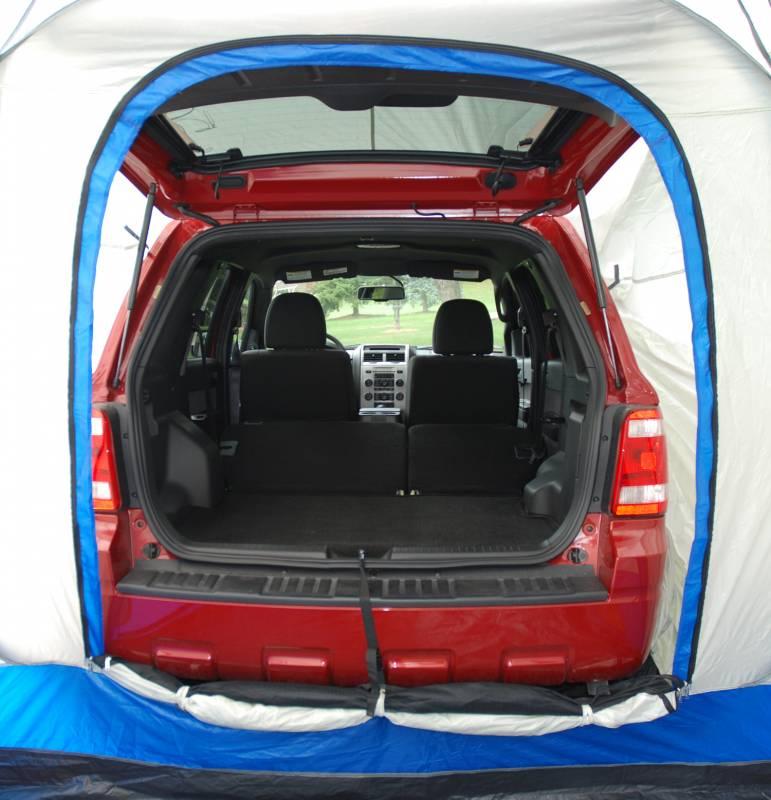 You may order presentation ready. Honda CRV Napier Sportz SUV Tent - 82000