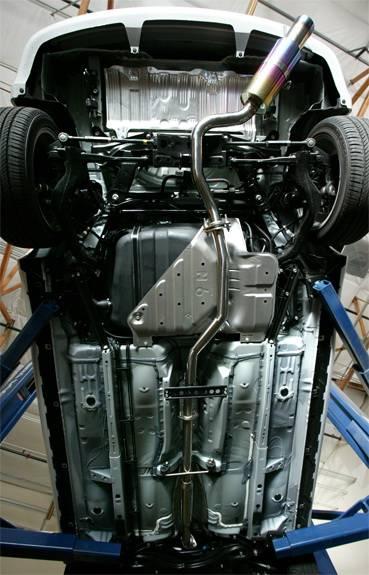 scion tc agency power catback exhaust