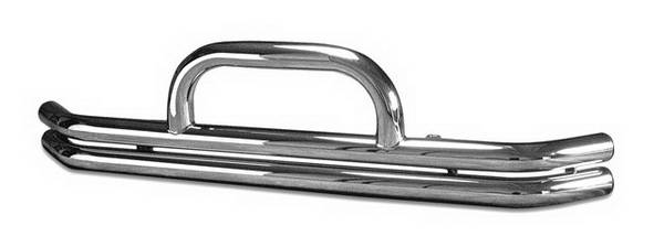 Jeep CJ5 Warrior Double Tube Bumper