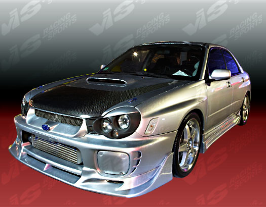 2003 Wrx Trunk Lid Cover