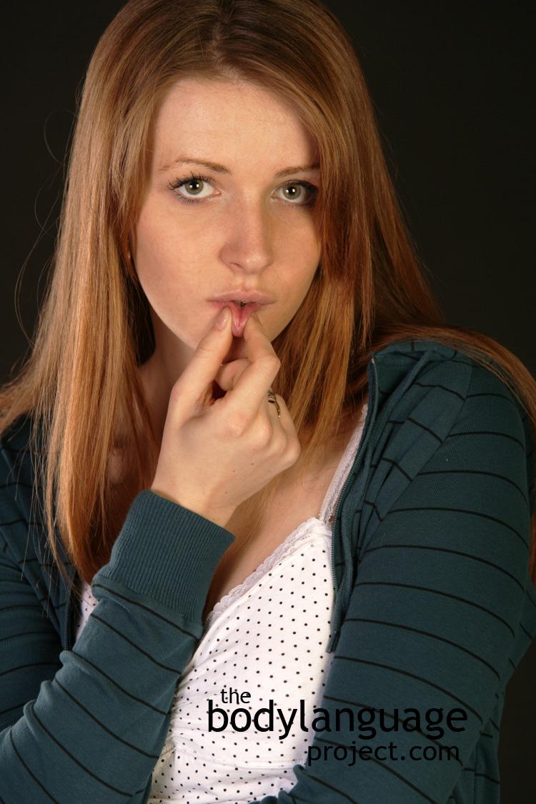 Puckered Lips Meaning Body Language  Lipstutorialorg-2323