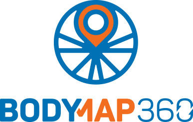 Body Map 360 Logo