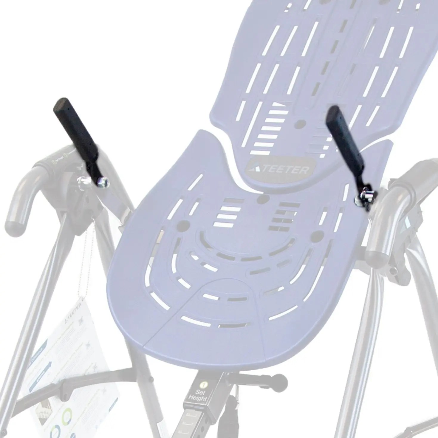 ez posture chair folding covers target teeter stretch traction handles body massage shop