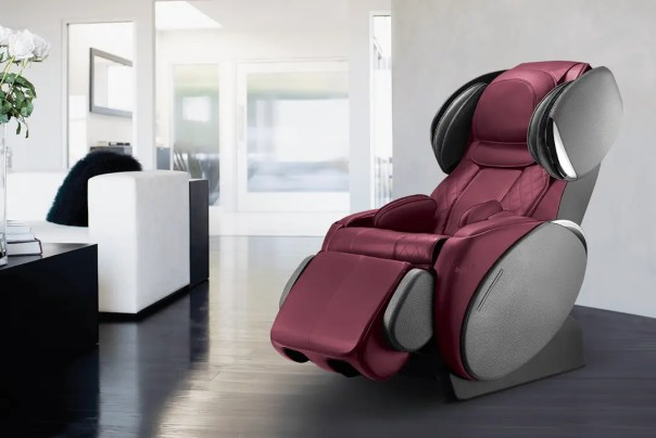 umagic-massage-chair-red-home-setting