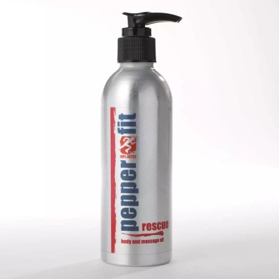 Pepperfit Rescue Massage Oil