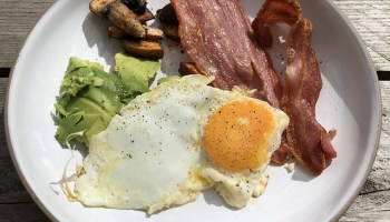 Exhausted on keto diet food
