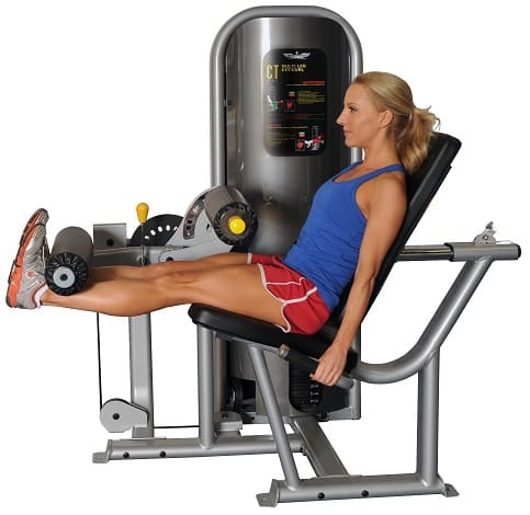 Image result for Leg Extensions