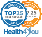 Health4You Most Popular Fitness