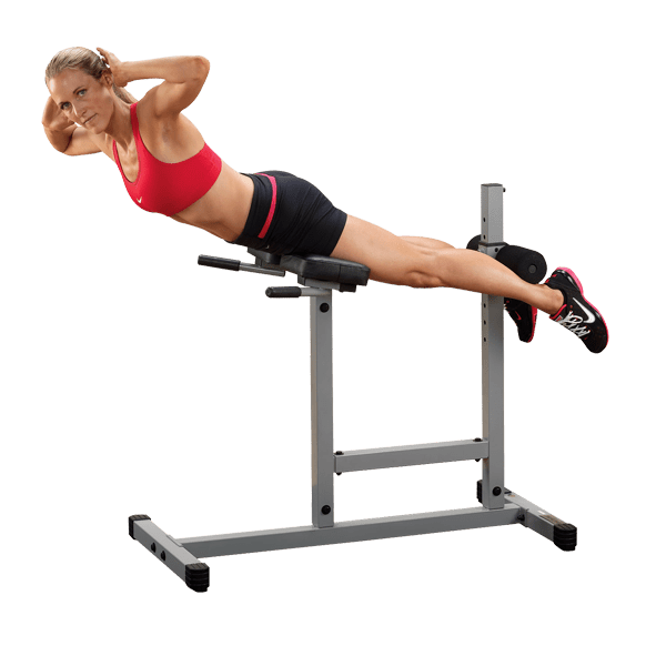 chair gym setup floor chairs pch24x - powerline roman chair/ back hyperextension body-solid fitness