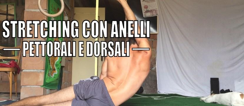 stretching dorsali